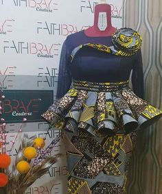 Amazing ankara designs for ladies - DarlingNaija Ankara Designs, African Print Dress Designs, African Print Skirt, African Print Dresses, African Print Fashion, African Design, Ankara Styles, Long African Dresses, Latest African Fashion Dresses