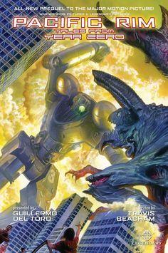 'Pacific Rim' Prequel Graphic Novel Coming In June