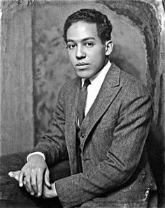 """langston hughes a pioneer for black writers You can start anywhere—jazz as communication—since  langston hughes, """"jazz as communication"""" from the  the number of emerging black writers."""