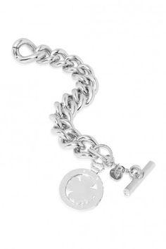 TOV Essentials Trinity Medaillon dames armband 1093   JewelandWatch.com