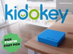 Kidokey • safe and distraction-free wi-fi box for kids's video poster