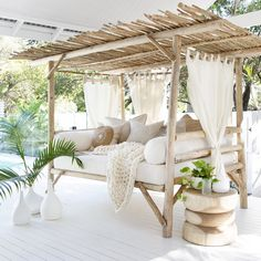 If you are still looking for the perfect place … – Hängebett – Home Decor Decor, Daybed, House Design, Green Design, House, Home, Outdoor Living, Beach House Interior, Backyard Decor