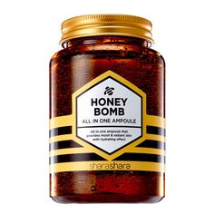 Shara Shara Honey Bomb All-in-one Ampoule – Glow Recipe