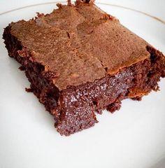 gateau au chocolat fondant
