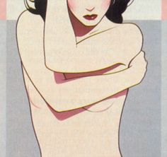 I don't want to say where I found this, but I will say I still love that Nagel minimalist style...