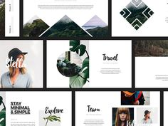 ASCHA - Powerpoint Template by Templates