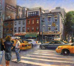 Crossing 6th Avenue