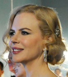 Nicole Kidman in a headband
