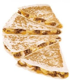 Restaurant recipes including some of my very favorites- Taco Bell quesadillas & KFC cole slaw