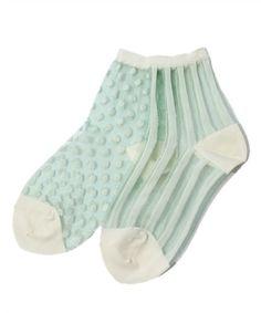 Socks by Dot & Stripes