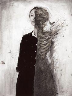 Rovina Cai, Illustrations. Illustrations by artist... - SUPERSONIC ART