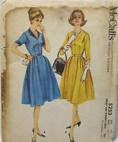 McCall's 5253: love the blue version.