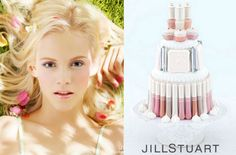 Jill Stuart MakeUp Patisserie Collection Summer 2012 ジル 限定 サマー コレクション