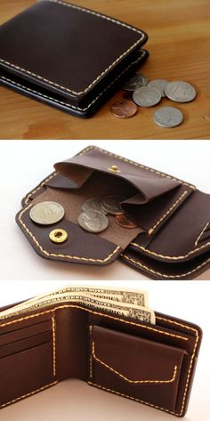 leather wallet | Duram Factory:
