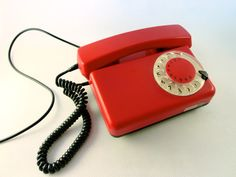 this is a cool looking phone.  as long as it isn't actually a rotary phone.  that would be annoying.