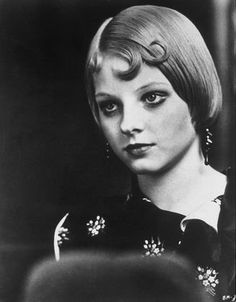 """""""My name is Tallulah...no one south of heaven's gonna treat you finer, Tallulah had her training in North Carolina..."""" Jodie Foster in Bugsy Malone"""