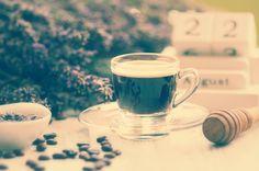 Espresso und Sommerduft