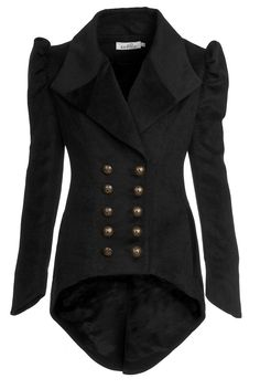 What I wouldn't do for this @katvondClothing coat?!! *drool*