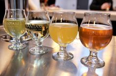 We took a peek inside Bantam Cider's new #taproom and now you can too.
