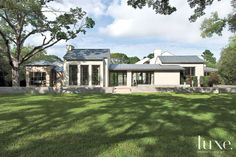 Simple Transitional Home   LuxeSource   Luxe Magazine - The Luxury Home Redefined