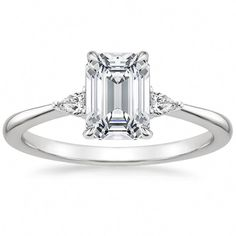 Classic elegance defines this delicate setting, featuring a thin precious metal band that glimmers with diamond accents. Available in Platinum. Oval Morganite Ring, Pear Diamond Rings, Pear Shaped Diamond, Sapphire Rings, Diamond Wedding Bands, Diamond Engagement Rings, Solitaire Engagement, Wedding Rings, Bridesmaid Jewelry Sets
