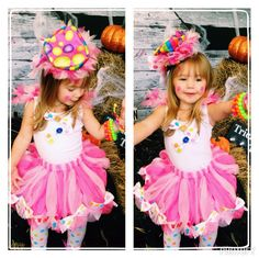 Super cute Halloween costumes for my Baby girl!