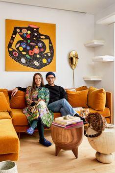Tour Caitlin Mociun's Brooklyn Home