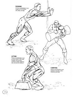 drawing cutting edge anatomy the ultimate reference for comic book artists (2004) [hart,_files