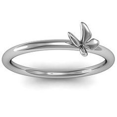 Soaring Butterfly Ring #jewlr