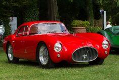Maserati A6GCS/53 Pinin Farina Berlinetta (Chassis 2056 - 2014 Concorso d'Eleganza Villa d'Este) High Resolution Image