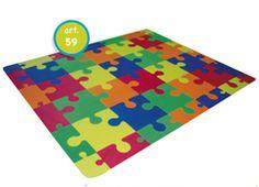Rompecabeza floor space 110x130cm