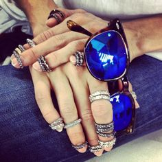 HOT TREND: Chanel Haute Couture Knuckle and Finger Rings