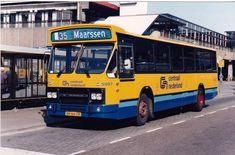 Centraal Nederland, Utrecht bus 9997 op lijn 35 naar Maarssen Bus Terminal, Trucks, Bus Stop, Utrecht, Travel, Vintage, Mobile Homes, Autos, Viajes