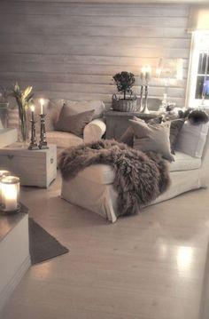 So cozy...