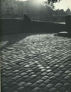 Quai des Orfèvres, ©Izis Bidermanas, 1949