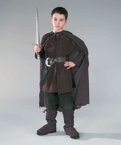 Love this Aragorn Dress-Up Set by The Lord of the Rings on #zulily! #zulilyfinds