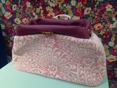Quirky B - Liberty Fabrics Collection at Decorex International 2016. Capello Shell in Coral