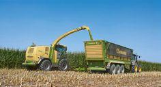 Big X 700 und Big X 770 mit Liebherr-Motor