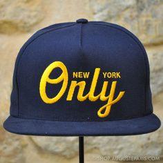 """Snapback Only NY """"Throwback"""""""