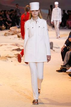 Moncler Gamme Rouge Spring/Summer 2017 Ready-To-Wear Collection | British Vogue