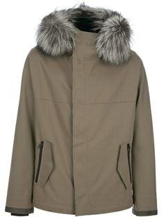 LANVIN Fur Hooded Parka