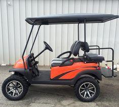 Custom Golf Carts Gallery   Golf Cars of Hickory Best Golf Cart, Custom Golf Carts, Beach Buggy, New Golf, Cute Cars, Car Lights, Gallery, Random, Golf Trolley