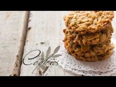 Crispy Oatmeal Cookies Recipe Demonstration - Joyofbaking.com - YouTube