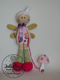 crochet doll Lula dragonfly PDF Pattern by Julio Toys https://www.etsy.com/listing/230698697/lula-crochet-dragonfly-pdf-pattern?ref=shop_home_active_2
