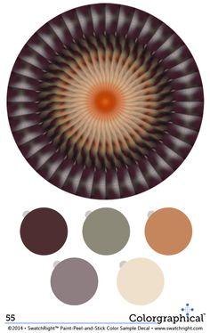 Color Inspiration 55 Complete with paint color names + HEX… Exterior Color Schemes, Paint Color Palettes, Sherwin William Paint, Paint Swatches, Interior Paint Colors, Color Pallets, Color Names, Color Inspiration, Interior And Exterior