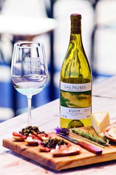 Las Nubes, vinos francos que reflejan el terruño, loas aromas y sabores del Valle de Guadalupe.