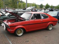 All sizes | Opel Kadett B Coupe | Flickr - Photo Sharing!