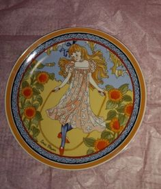 collectible plate Heinrich Children of World girl jump rope UNICEF no.1 Germany | Collectibles, Decorative Collectibles, Collector Plates | eBay!