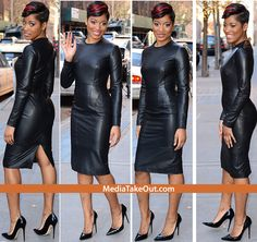 PICS: Actress KeKe Palmer Looks Like a SUPERMODEL . . . Walking Down The Streets Of NEW YORK!!!
