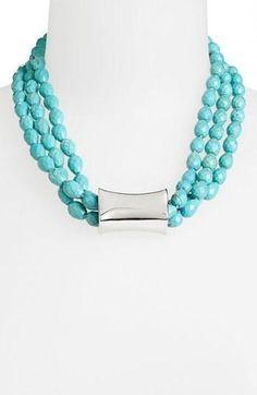 Simon Sebbag 'Cielo' Multistrand Bead Necklace